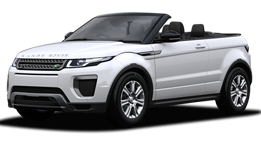 Land Rover Evoque Convertible Model Image