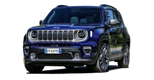 Jeep Renegade Model Image