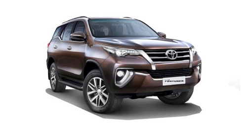 Toyota Fortuner Price in East Champaran - Get Toyota Fortuner on road price in East Champaran at autoX. Check the Ex-showroom price in East Champaran for Toyota Fortuner with all variants