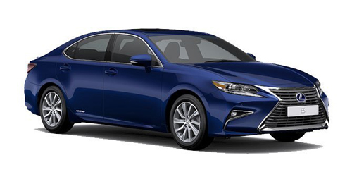 Lexus ES Dimensions, Length, Width and Height.