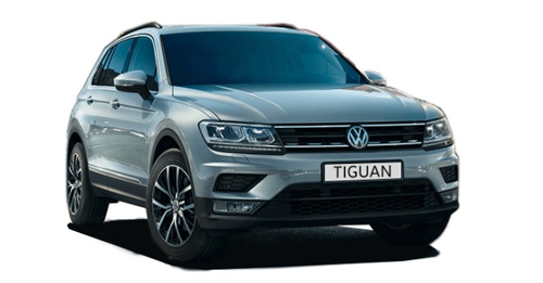 Volkswagen Tiguan Kerb Weight.