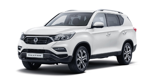 Ssangyong New Rexton G4 Model Image