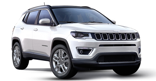 Jeep Compass Ground Clearance.
