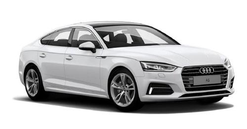 Audi A5 Model Image