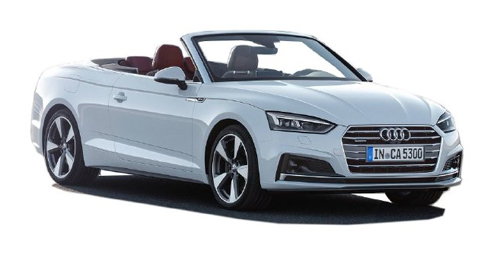 Audi A5 Cabriolet Kerb Weight.