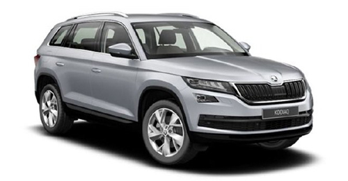 Skoda Kodiaq Colours - View Skoda Kodiaq colours available in Indian market at autoX. Choose your favorite Skoda Kodiaq colour and book new car now is available in 4 colours in India. Explore Skoda Kodiaq with multiple color options like Magic Black, Quartz Grey, Moon White, Lava Blue.