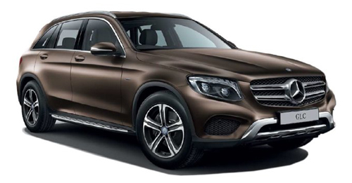 Mercedes-Benz GLC Celebration Edition Diesel
