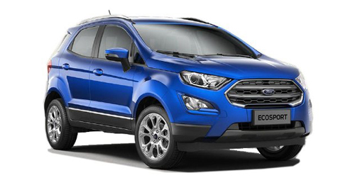 Ford EcoSport Model Image