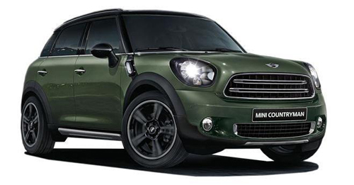 Mini Countryman Specifications Mini Countryman specifications in India, Know more about Mini Countryman specifications of and Compare Mini Countryman specifications with other Cars at autox.com
