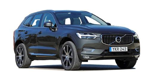 Volvo XC60 Model Image