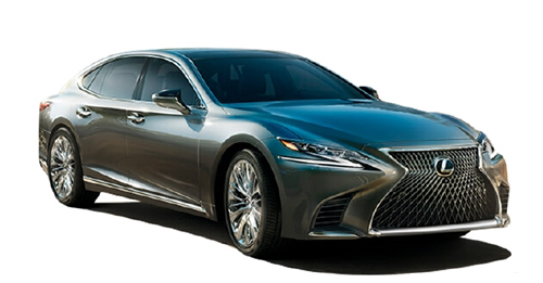 Compare Lexus LS Ground Clearance with similar cars