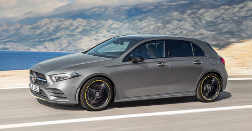 Mercedes-Benz New A-Class Price in India, Launch Date - autoX