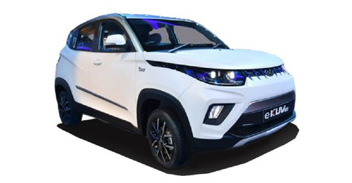Mahindra eKUV Model Image