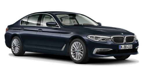 Compare BMW 5 Series Ground Clearance with similar cars