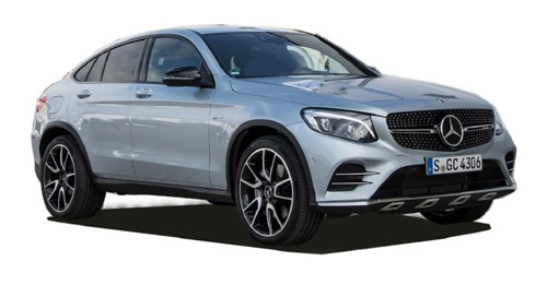 Mercedes-Benz GLC Coupe Colours