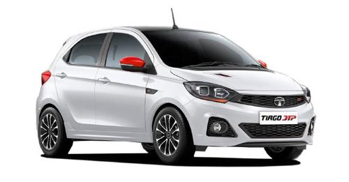 Compare Tata Tiago JTP Kerb Weight with similar cars