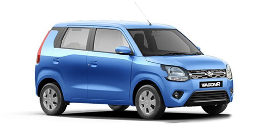 Maruti Suzuki Wagon R 2019 Model Image