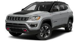 Jeep Compass Trailhawk Model Image